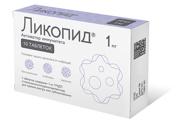 Ликопид® 0,001 №10 таблетки